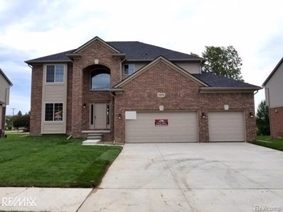 53978 Connor Dr, Chesterfield Twp, MI 48051 - MLS#: 58031364355