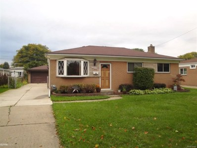 32619 Warner, Warren, MI 48092 - MLS#: 58031364361