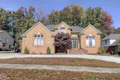 14811 Towering Oaks, Shelby Twp, MI 48315 - MLS#: 58031364402