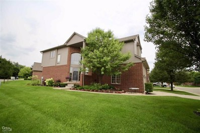 4257 Summer Place, Shelby Twp, MI 48316 - MLS#: 58031364482