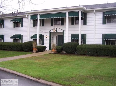 1501 River #104, St Clair Twp, MI 48079 - MLS#: 58031364505