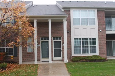 44044 Rushcliffe, Sterling Heights, MI 48313 - MLS#: 58031364549