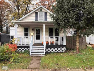 222 S 10TH, St Clair, MI 48079 - MLS#: 58031364616