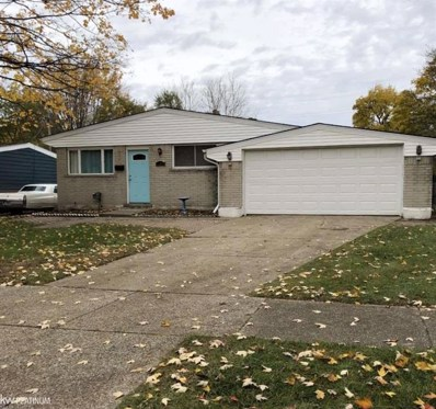 11503 Silver Dr, Sterling Heights, MI 48314 - MLS#: 58031364801