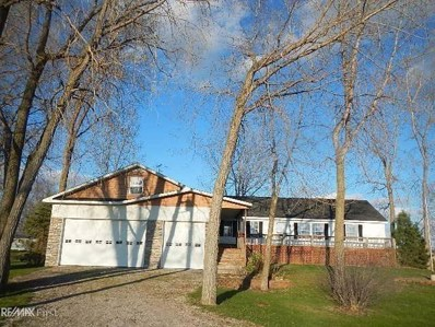 1204 Gore, Clay Twp, MI 48028 - MLS#: 58031364829