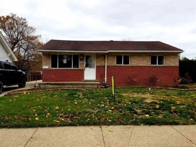 27636 Edward, Roseville, MI 48066 - MLS#: 58031364889