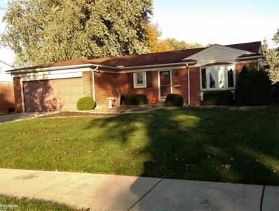 37336 Barrington, Sterling Heights, MI 48312 - MLS#: 58031364989