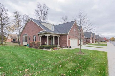 41032 Harvest Lane UNIT Unit#22>, Clinton Twp, MI 48038 - MLS#: 58031365020