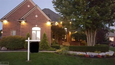 7337 Acadia Ct, Washington Twp, MI 48095 - MLS#: 58031365111