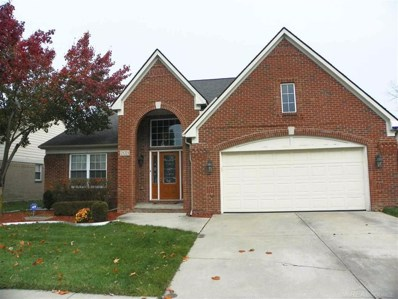 21221 Oak Ridge Drive, Clinton Twp, MI 48036 - MLS#: 58031365188