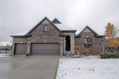 55183 Hidden River, Macomb Twp, MI 48042 - MLS#: 58031365219
