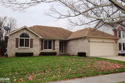 24050 Keyway, Macomb Twp, MI 48042 - MLS#: 58031365273