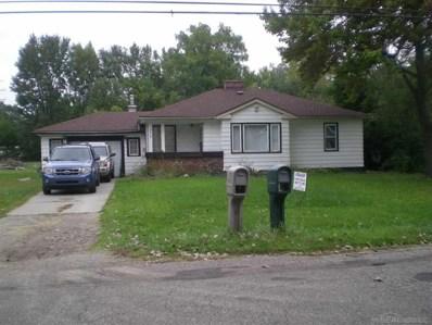 19434 Melrose Ave, Southfield, MI 48075 - MLS#: 58031365288