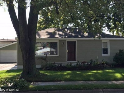 22610 Harper Lake Avenue, St. Clair Shores, MI 48080 - MLS#: 58031365351