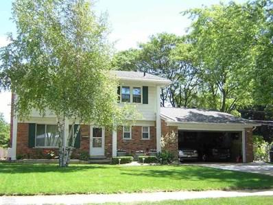42212 Montroy, Sterling Heights, MI 48313 - MLS#: 58031365410