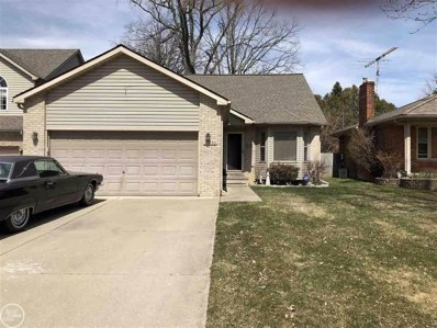 23333 Lakewood, Clinton Twp, MI 48035 - MLS#: 58031365458