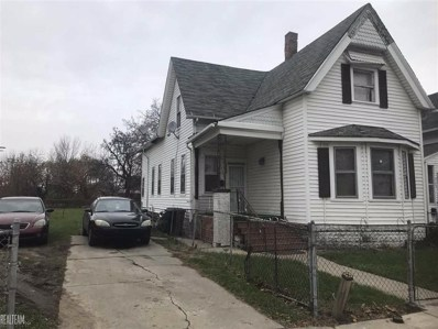 2139 E Canfield, Detroit, MI 48207 - MLS#: 58031365493
