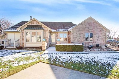 43348 Riverbend, Clinton Twp, MI 48038 - MLS#: 58031365545