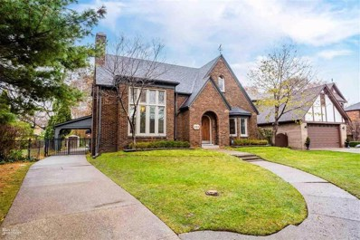 590 Barrington, Grosse Pointe Park, MI 48230 - MLS#: 58031365701