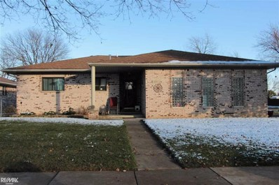 39536 Pinebrook Dr, Sterling Heights, MI 48310 - MLS#: 58031365711