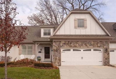 46 River Lane, Grosse Pointe Woods, MI 48236 - MLS#: 58031365766