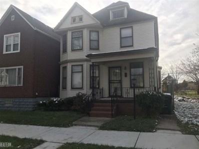 5077 Seyburn, Detroit, MI 48213 - MLS#: 58031365777