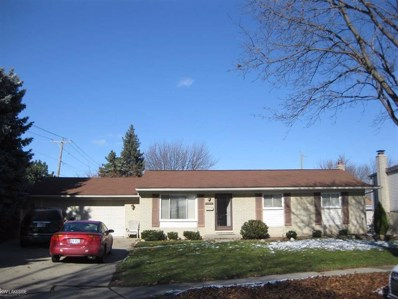 11609 Cocoa Ct, Sterling Heights, MI 48312 - MLS#: 58031365830