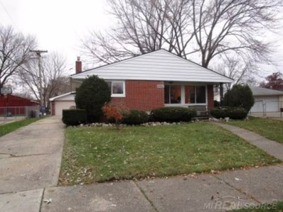 21571 Winshall, St. Clair Shores, MI 48081 - MLS#: 58031365895