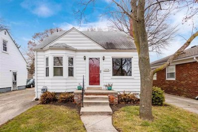 1974 Hampton, Grosse Pointe Woods, MI 48236 - MLS#: 58031366328