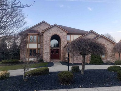 15161 Cranbrook Ct., Shelby Twp, MI 48315 - MLS#: 58031366419