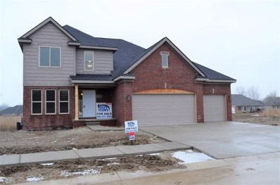 49633 Manistee Dr., Chesterfield Twp, MI 48047 - MLS#: 58031366466