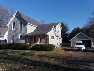 18 Brown, Croswell, MI 48422 - MLS#: 58031366467