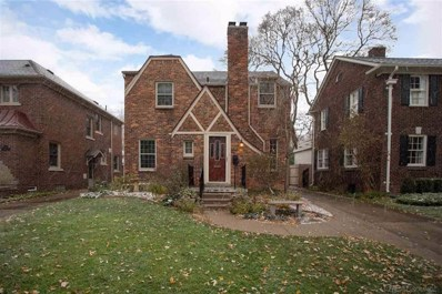 224 McKinley, Grosse Pointe Farms, MI 48236 - MLS#: 58031366690