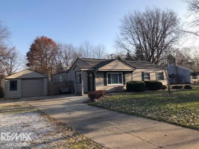 21545 Ulrich, Clinton Twp, MI 48036 - MLS#: 58031366897