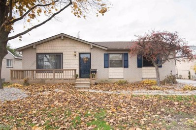37211 Castleton Dr, Sterling Heights, MI 48312 - MLS#: 58031366982