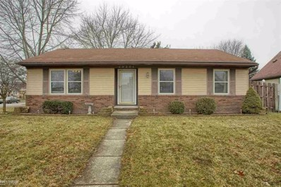 49201 Kimberly Ann Lane, Chesterfield Twp, MI 48051 - MLS#: 58031367293