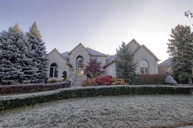 52214 Highbury, Shelby Twp, MI 48315 - MLS#: 58031367497