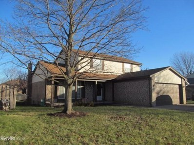 47474 Valley Forge Dr, Macomb Twp, MI 48044 - MLS#: 58031368197