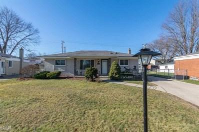 40453 Regency, Sterling Heights, MI 48313 - MLS#: 58031368357