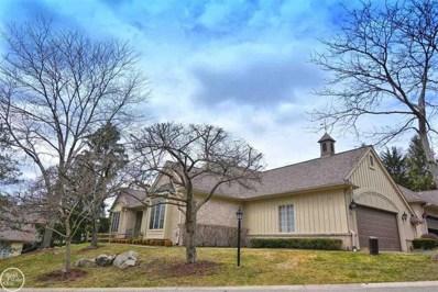2420 Hickory Glen Dr, Bloomfield Hills, MI 48304 - #: 58031368537