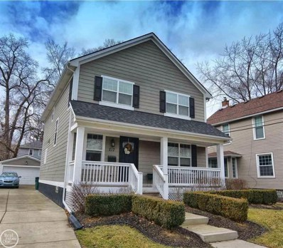 217 Fairgrove Ave, Royal Oak, MI 48067 - MLS#: 58031368586