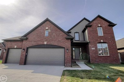 22157 Richmond Court, Macomb Twp, MI 48042 - MLS#: 58031368671