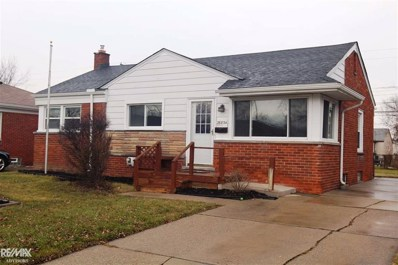28834 Edward, Roseville, MI 48066 - MLS#: 58031368786