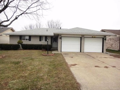 7338 Aqua Isle, Clay Twp, MI 48001 - MLS#: 58031368789