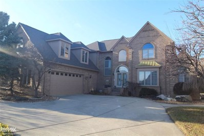 49550 Regatta, Chesterfield Twp, MI 48047 - MLS#: 58031369196