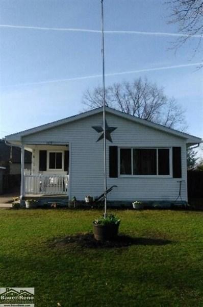 105 W State, Croswell, MI 48422 - MLS#: 58031369206