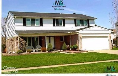 14373 Kerner Dr, Sterling Heights, MI 48313 - MLS#: 58031369219