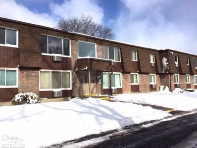 30221 Utica Rd UNIT unit 22>, Roseville, MI 48066 - MLS#: 58031369349
