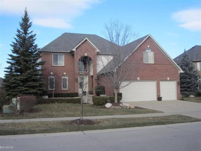18217 Canvasback Dr, Clinton Twp, MI 48038 - MLS#: 58031370412
