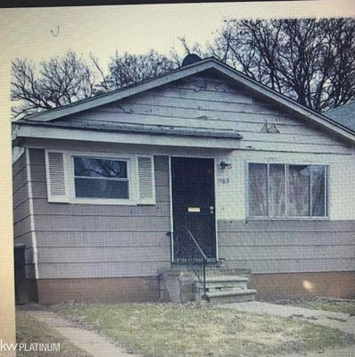 1983 Brighton St., Detroit, MI 48203 - MLS#: 58031370418